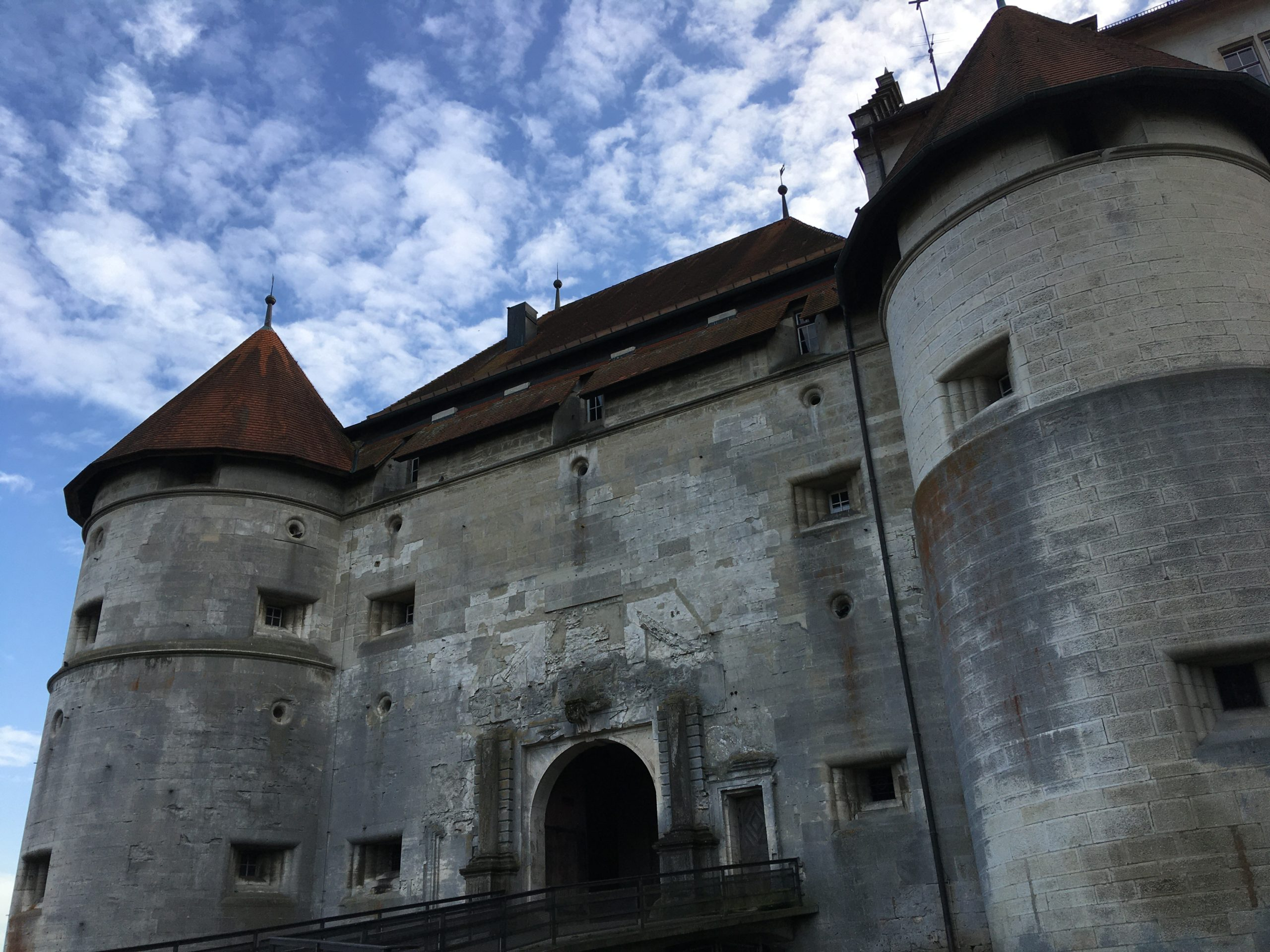 Schloss Hellenstein by Marie Theres Relin